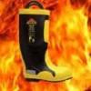 Sepatu Pemadam/ Fire fighter boots Harvick.