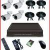 PAKET CCTV MURAH 4 KAMERA Rp. 3.700.000, -