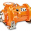 MUNSCH - Standardized chemical pump MPC - Armoured magnetically coupled horizontal pump
