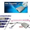 VGA Converter dari output TV ke VGA