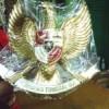 JUAL PIGURA GARUDA INDONESIA KUNINGAN KAYU.