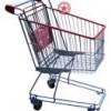 Supermarket Trolley, Troli supermarket, lori keranjang
