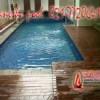 service dan perawatan kolam