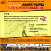 PROGRAM/MODUL PELATIHAN PENJUALAN/SALES: FREE SALES BRAINSTORMING