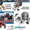 Warner electric, clutch brake, Linier actuator, Actuator Controls, Linear Guideways, Rugged Duty Act