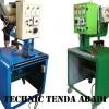 mesin press terpal