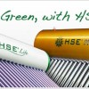 Solar Water Heater HSE
