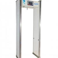 "Metal Detector Walkthrough ScanTix 7"" Full Color touch LCD panel"