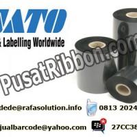 Jual Ribbon untuk Printer Barcode SATO