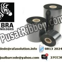 Jual Ribbon untuk Printer Barcode ZEBRA