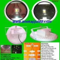 LAMPU INDUSTI LED 80 WATT