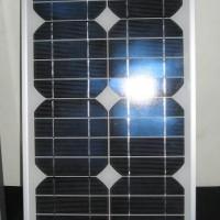 solar cell 20 Wp monocrystalline