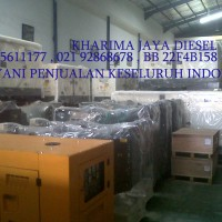 Jual Genset Cummins 100Kva Built Up 02151175455