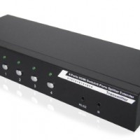 HD4600  HDMI Switch&Splitter+Multiple Mixing signals Extender