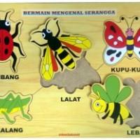 Puzzle Serangga