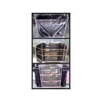 Trolley Laundry | Rolling Laundry Cart | linen Trolley