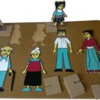 Puzzle Keluarga