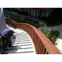 Produsen Hand Railing / Produsen Hand Railing jati