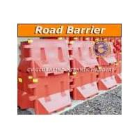 Road Barrier Plastik, Water Barrier Plastik