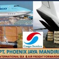 Layanan jasa custom clearance import