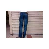 Jeans Lokal Cozy 851 Blkg