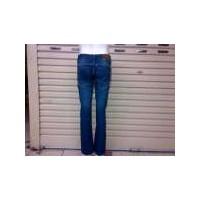 Jeans Lokal Cozy 825 Blkg