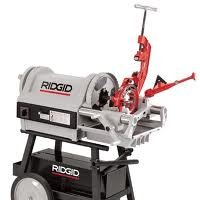 RIDGID THREADING MACHINE AND CUTTER