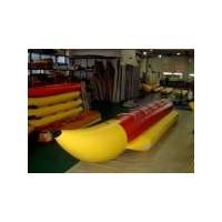 Banana boat ZEBEC dan lokal model pisang, pensil, hiu