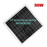 Solar Panel 50 WP PolyCrystalline