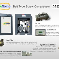 Jual Kompressor udara [Belt Type Compressor - wincomp]