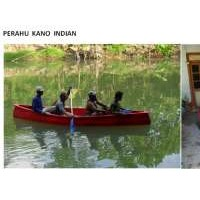 perahu kano indian
