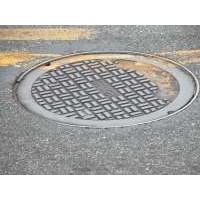 manhole cast iron