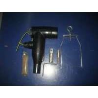ELASTIMOLD, Separable Tee Connector, Elbow, Straight, Elastimold, Plug In