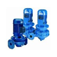 LOWARA FC-FCT Cast iron in-line centrifugal pumps, single and twin versions