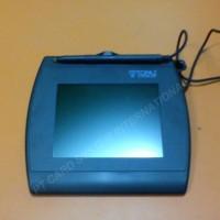 Signature Pad Topaz 4x5 T-LBK766HSB-R