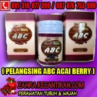 ABC ACAI BERRY Pelangsing Badan Herbal [081316077399] Original