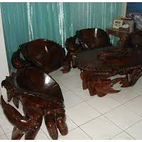 set kursi kepiting