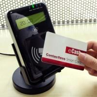 smarcard reader NFC visual desktop ACR1222L