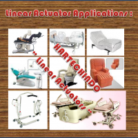 Electric Linear Actuator utk Medical Equipments