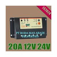 Solar Controller 20 Ampere BCU MCB EpSolar & Sun's
