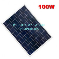 Solar Panel 100 WP PolyCrystalline