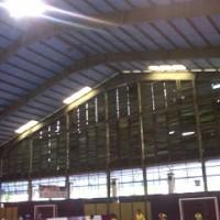Konstruksi Baja Untuk futsal, Gedung, Gudang, Rumah Tinggal, Jembatan, Pabrik dan sarana prasarana i