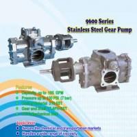 Roper Gear Pump 9622 / 9722 Series
