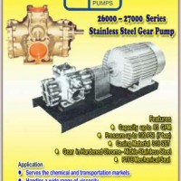 Roper Gear Pump ' 26000-27000' Series