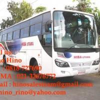 Bus Chasis Mesin Depan, terbaru dari HINO