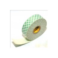 3M 4032 Mounting Tape / Double Coated Foam Tape, tebal: 0.8 mm, size: 12 mm x 5 m