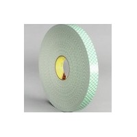 3M 4032 Mounting Tape / Double Coated Foam Tape, tebal: 0.8 mm, size: 12 mm x 27 m