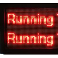 Moving Sign Display / Running Text