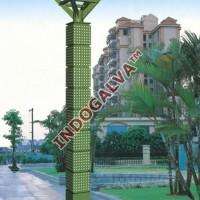 Tiang Lampu Taman Modern Minimalis Tipe CP8003