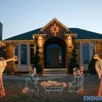 Lampu Hias Tema Natal CR01